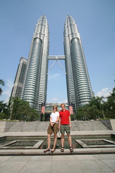 KL-Petronas Towers