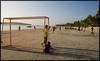 Beach futbol, Langkawi, Malaysia