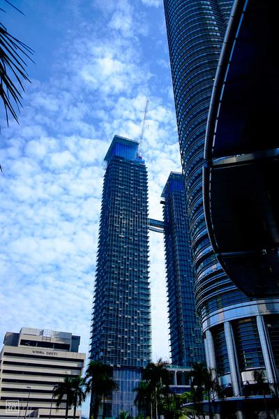 Kuala Lumpur | Modern skyline