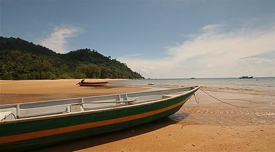 Kampung Genting, Pulau Tioman, Maleisië.