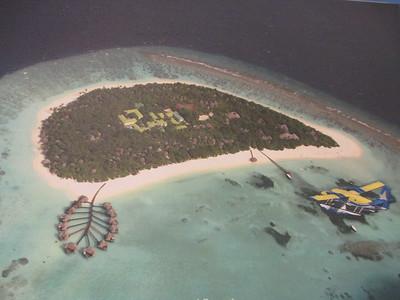 Honeymoon in the Maldives
