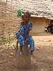 Fatmata-- a Yalunka girl in Falea, Mali