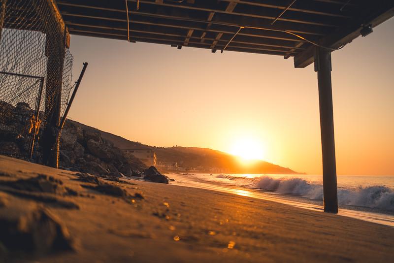 Malibu Pier / American Summer