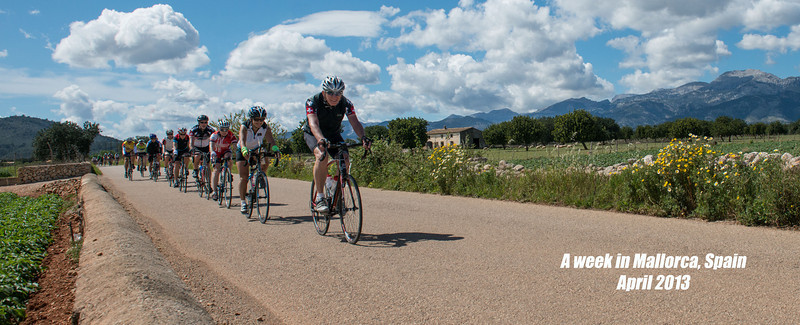 """We had been hearing about cycling in Mallorca for several years.  We had met a few people who had been there and knew that it was a favorite training grounds for the pros.  It was a place we really wanted to visit.  We booked a week with Majorca Cycling ( <a href=""""http://www.majorcacycling.com"""">http://www.majorcacycling.com</a>) packed our bikes and flew into Palma on the south side of the island."""
