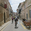 The towns are typical of much of Spain... narrow winding streets leading at some point to a central plaza and coffee.