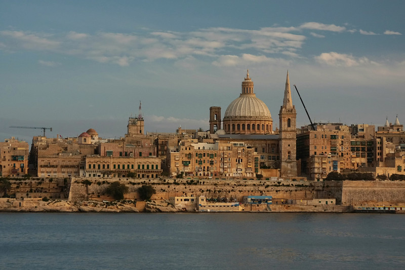 Valletta, capital of Malta