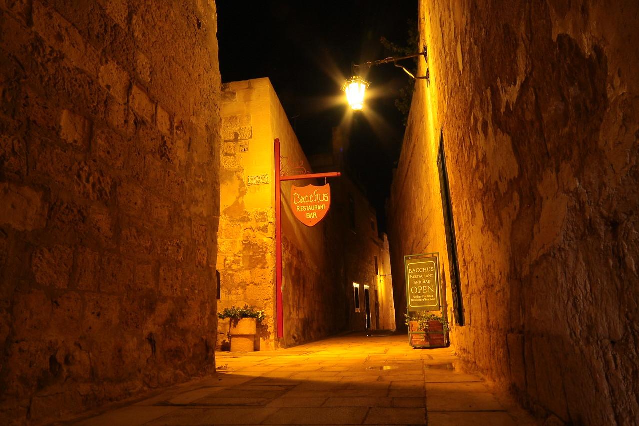 Streets of Mdina