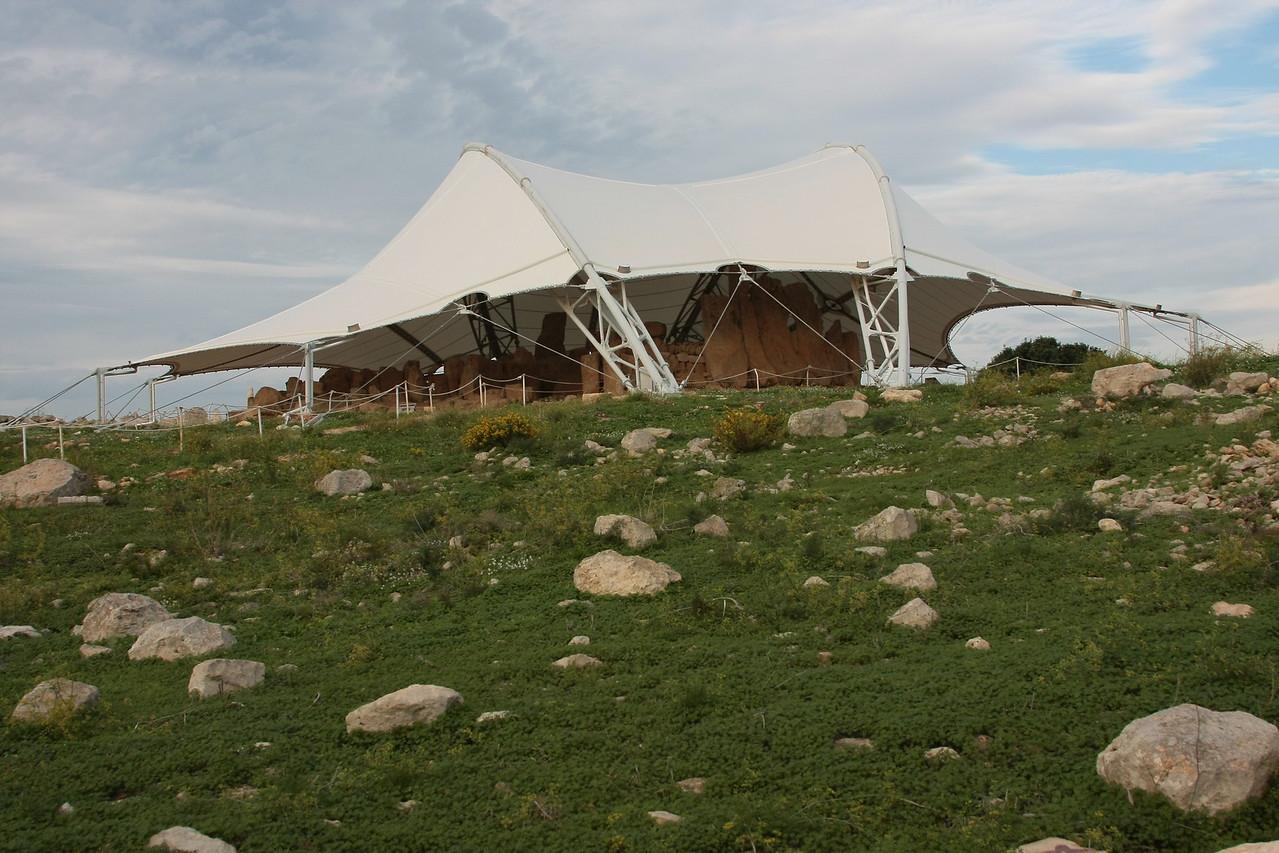 Archeological site Hagar Qim