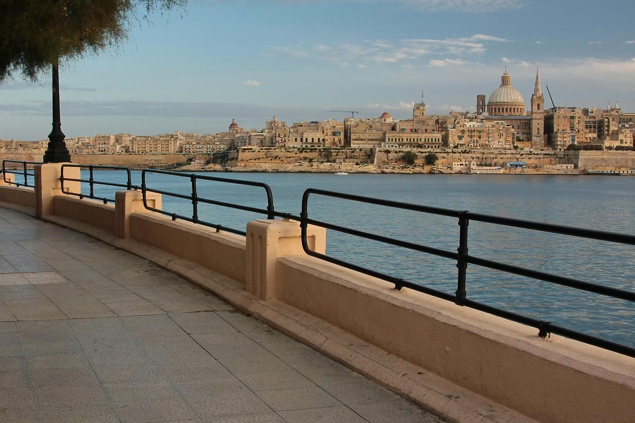 Valletta, capital of Malta