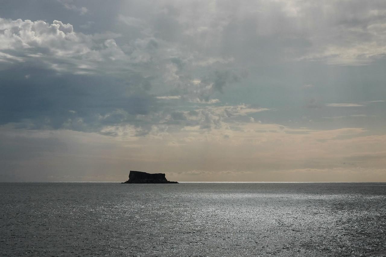 Islet Filfla, west of Malta