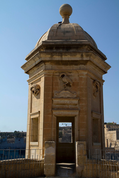 Three Cities in Malta, The Vedette