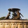 Triton Fountain in Floriana