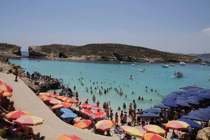 Blue Lagoon beach