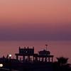 sunrise near Paceville from the Westin Dragonara Hotel
