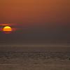 sunset on Golden Bay