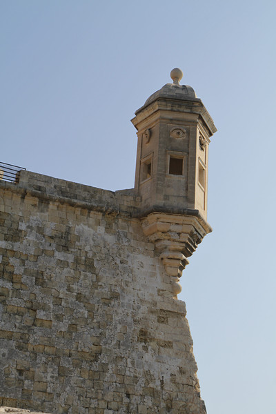 Three Cities in Malta Lookout Point