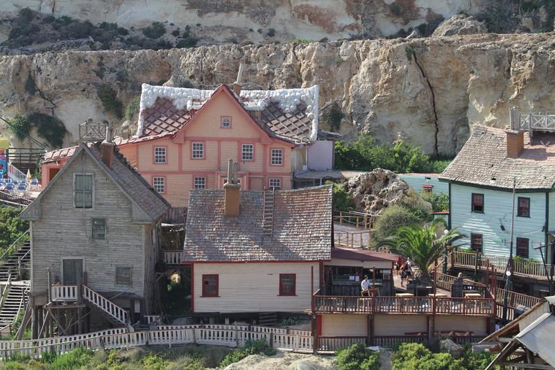Popeye's Village