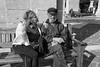 The couple, Valletta, Malta