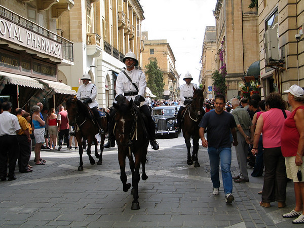 Republic Street; Valletta