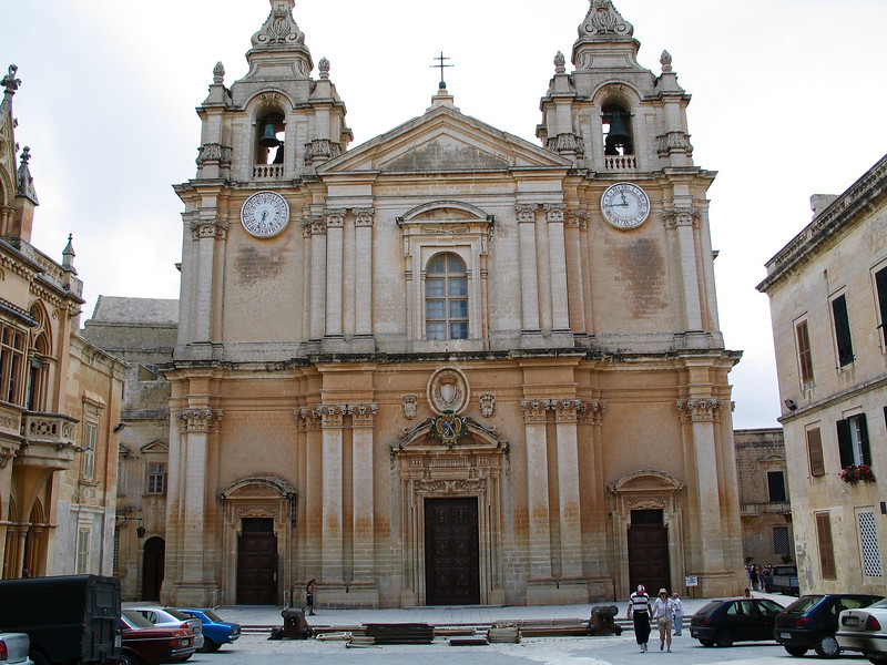 St. Paul Cathedral; Mdina