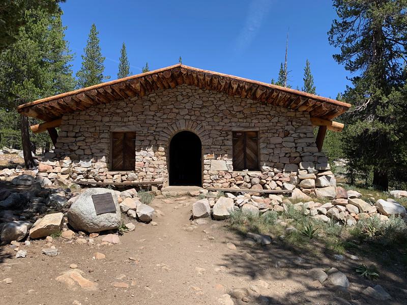 Parsons Memorial Lodge at Tuolumne Meadows