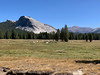 Lembert Dome and Mount Dana from Tuolumne Meadows