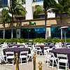 Lael's the hotel buffet - outdoor seating