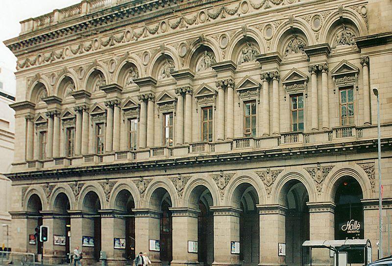 Trade Hall theatre Manchester England - 1996