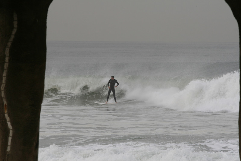Surfers 630 am Manhattan Beach