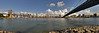 A wider panorama from the BB Park.