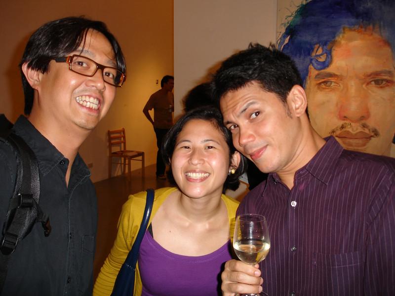 Ahmad, Bea and Diego