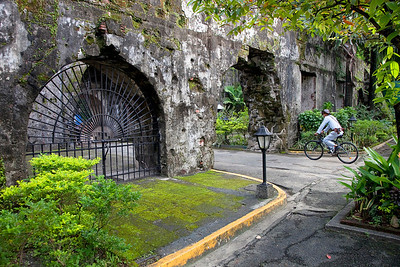 Some of the Ft. Santiago inside Intramuros