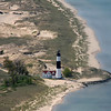 Big Sable Point Light to the south