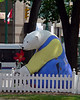 Winnipeg Bear Fest  June 2005 - near parliament building.