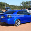 The Pontiac G8 GT aka Holden Commodore, one of many Australian things seen while in the area.