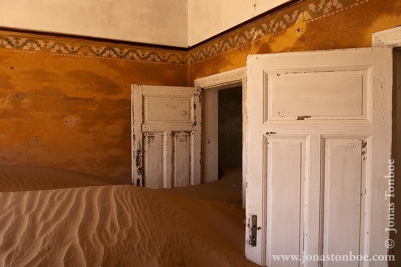 Desert Ghost Town