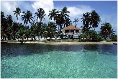 Manta Resort, Belize Trip 1999