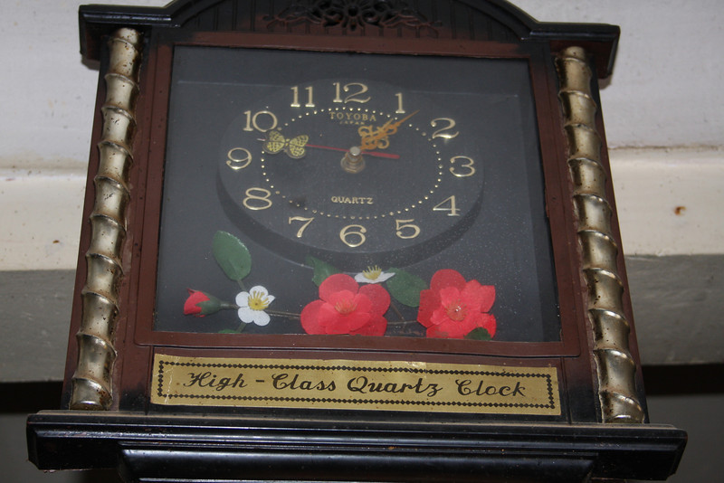 High-class Quartz Clock