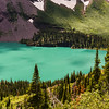 Grinell Lake - actual color