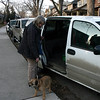 "And he balked at getting in her van - which was not the case in prior years.  He kept looking back at Francine.  Normally, Francine cries when she has to say good bye to Sandy.  But not this year.  I guess that she and I had shed enough tears in the past month - with ""Grandma"" having passed away only on February 2, the Celebration of Life only on February 11, and the interment on February 13.  In other words, it was only three weeks after the most emotionally trying experience of our lives."