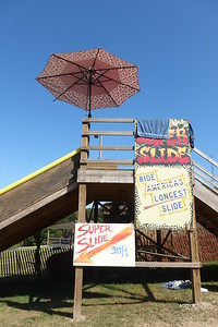 America's Longest Slide at 311 feet.