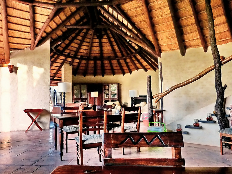 Mopane Bush Lodge, Mapungubwe NP