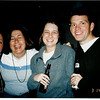 Leigh, Sarah, Tom's friend, Tom