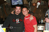 Jeff & Frankie at Frankie's Tiki Bar - Jupiter Florida