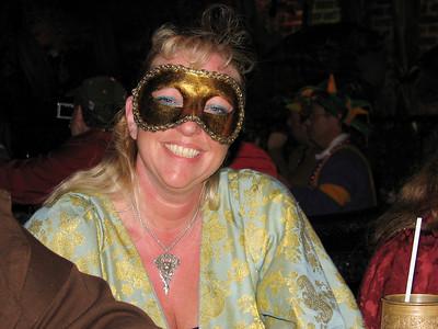 Mardi Gras in New Orleans, Feb. 2009