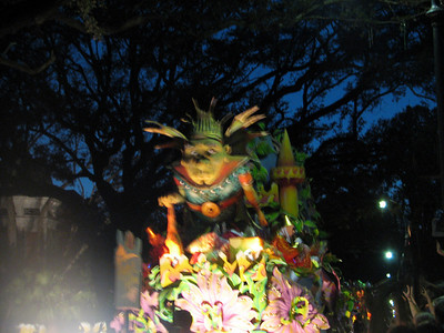 Mardi Gras in New Orleans, Feb. 2008, Part 2