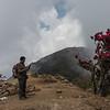 Badal Danda (CLoudy Mountain) at the background