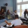 On the air at Marfa Public Radio