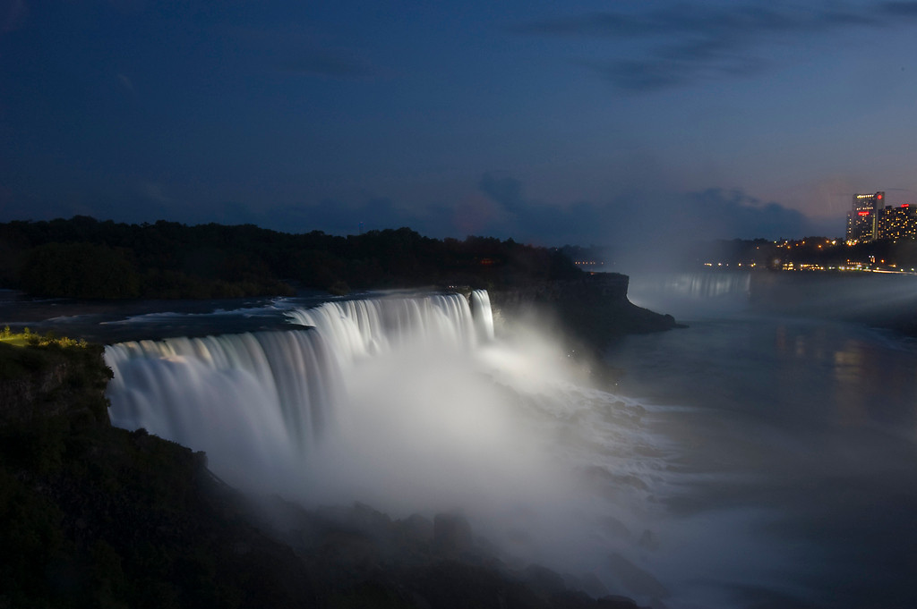 Falls At Night