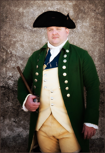 Soldier in Green